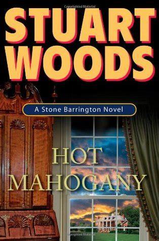 mahogany barrington 15 by stuart woods