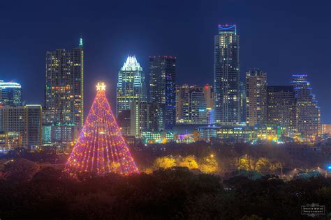 zilker tree lighting 2017 austin christmas lights zilker park christmas lights