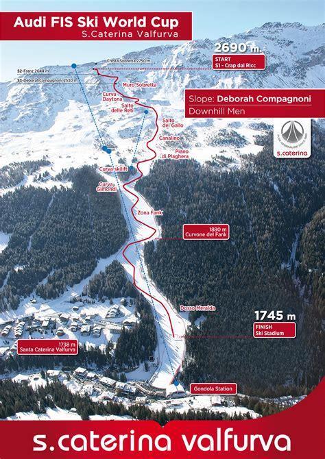 Dbora Slop the slope fis alpine ski world cup bormio