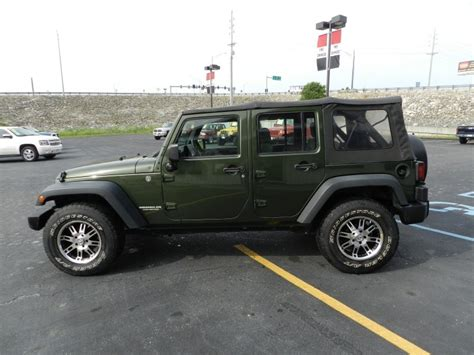 Jeep Wrangler Unlimited 2009 2009 Jeep Wrangler Pictures Cargurus