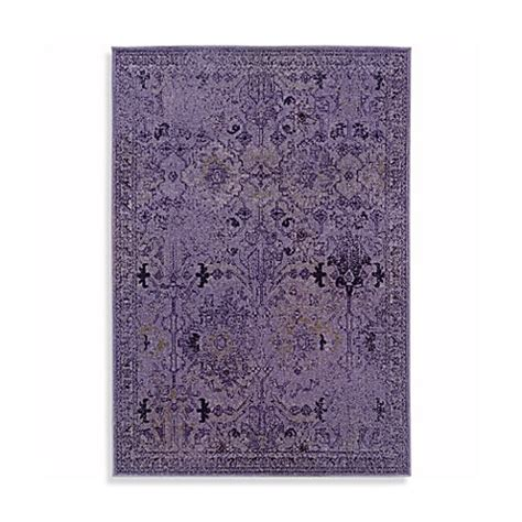 buy bath rugs purple bathroom rugs garland rug glamor purple 21 in x 34 in washable modern non slip