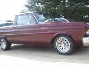 1964 Ford Ranchero by Anthho3 1964 Ford Ranchero Specs Photos Modification