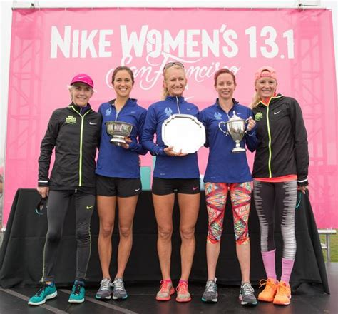 amazon half marathon training the busy girls half marathon nike women s half marathon celebrates 25 000 runners in