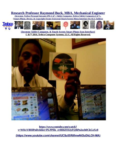 Trebco Tablet Black Mba trebco tablet by professor raymond buck
