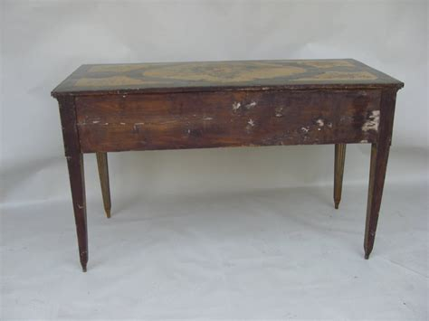 Console Table For Sale by Antique Italian Paint Decorated Console Table For Sale