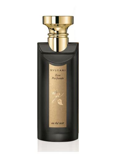Cincin Bvlgari Manwoman Eau Parfumee Au The Noir Bvlgari Perfume A New Fragrance