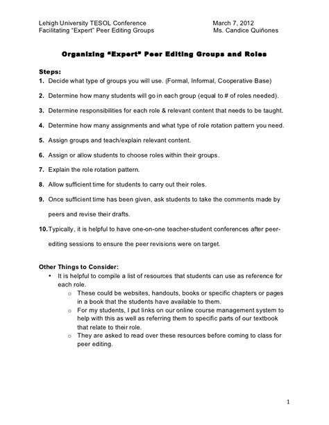 templates for presentation handouts expert editing presentation handout
