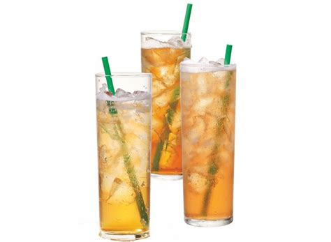 Detox Teas At Starbucks by Score A Look At Starbucks New Fruity Iced Teas