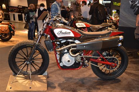 Indian Moto Scout Ftr 1200 by Modifikasi Indian Scout Ftr 1200 Tracker