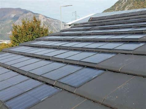 Tuiles Photovoltaique by Imerys Investit Dans Le Solaire De Toiture