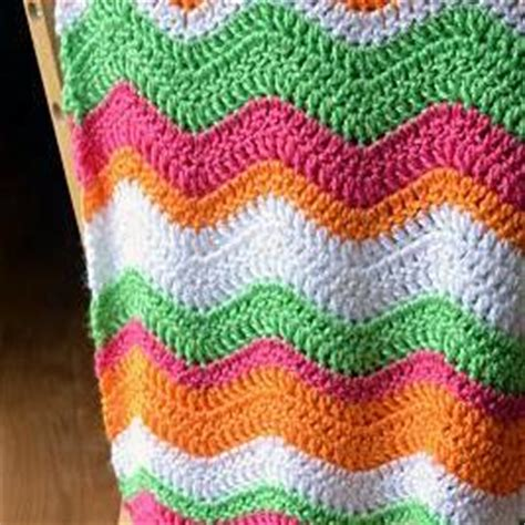 2 color to relax beautiful crochet masterpieces 30 images single sided volume 2 books crochet baby ripple afghan blanket orange pink green