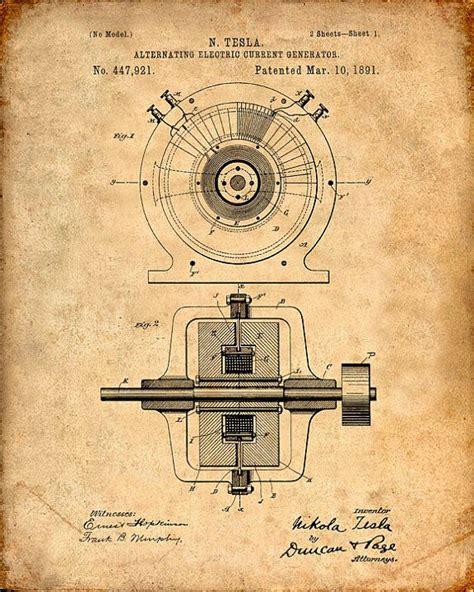 Tesla Electric Generator Plans 17 Best Ideas About Nikola Tesla Patents On