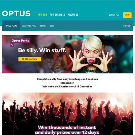 Optus Gift Card - win a share of over 1 000 000 worth of instant prizes daily 1 of 5 10 000
