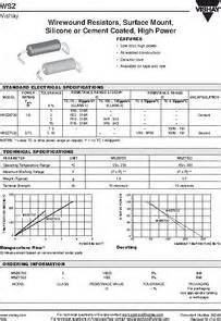 mfr resistors datasheet wirewound resistor datasheet 28 images manufacturer of wire wound resistors and power
