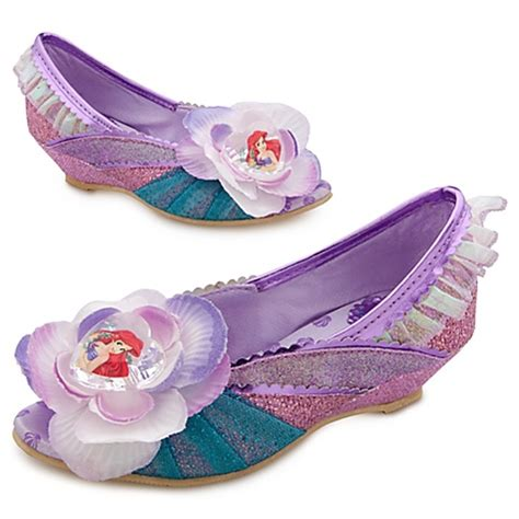 ariel shoes for new disney store ariel shoes size 9 10 sold out ebay