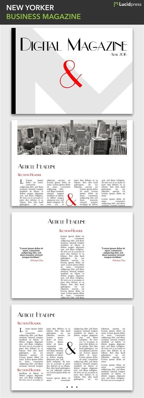 business magazine layout design 14 magazine layout design ideas for your inspiration
