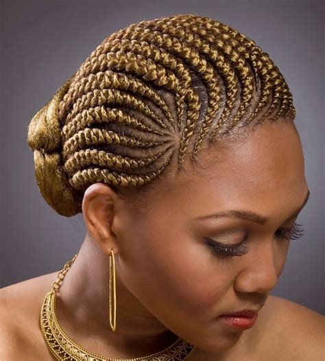 the back of cornbraid hairstyles 17 best images about trenzas lindas on pinterest ghana