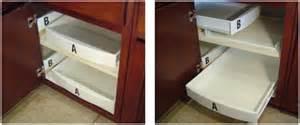 Kitchen Cabinet Blind Corner Solutions by Blind Corner Shelf