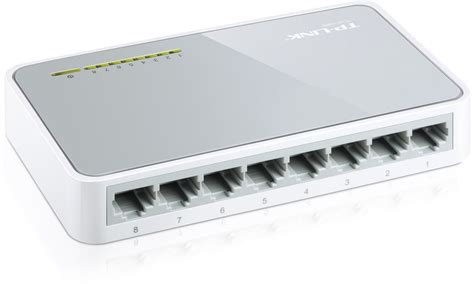 network switch 8 ethernet network 8 desktop switch tp link lan home