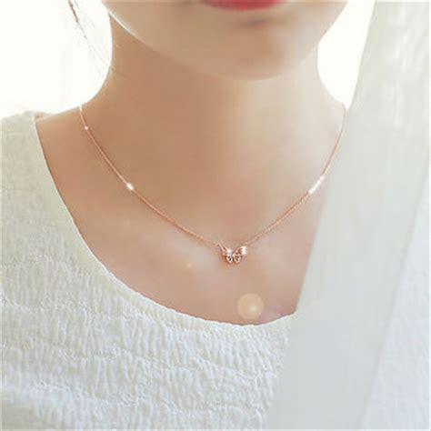 Kalung Choker Korea Choker Shape Simple best gold necklace products on wanelo