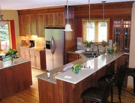 split level remodel before and after split level kitchen remodel blaine mn