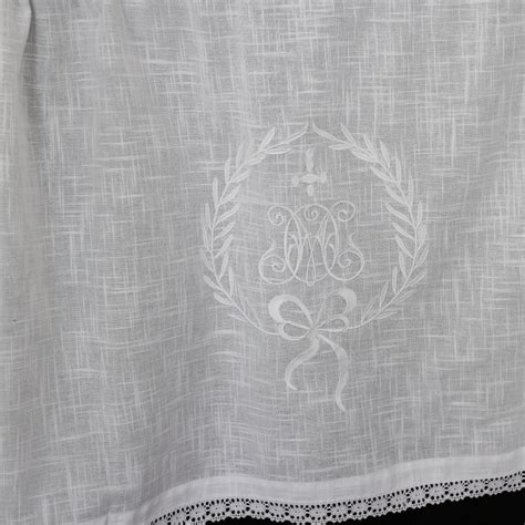 Pvc Curtain Milk White 50meter pelmet gustavia white by the meter height 55 cm curtains laliving fi