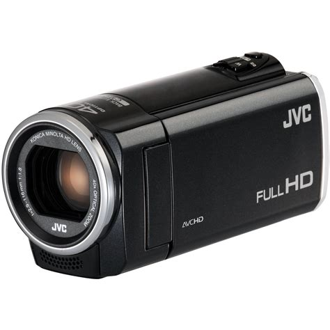 how to update jvc everio jvc gz e100 full hd everio camcorder black gz e100b b h