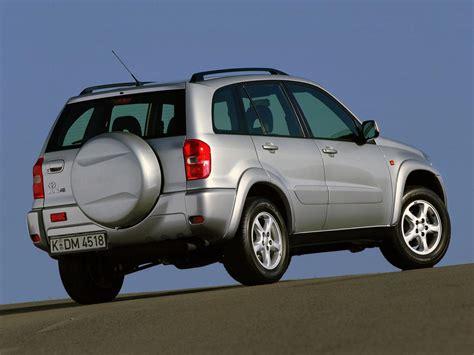 Toyota Rav Fuel Consumption Toyota Rav 4 Technical Specifications And Fuel Economy