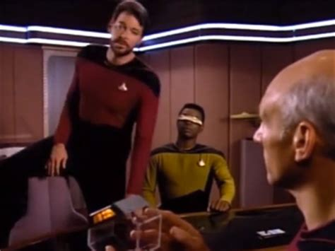 Riker Chair by William Riker Sits Crotch Dammit Freakin