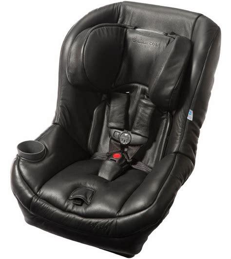 leather car seats maxi cosi pria 70 convertible car seat black leather