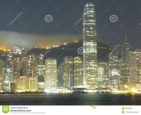 Di Hongkong isola di hong kong fotografia stock immagine di grattacieli 48433952