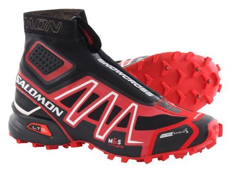 snow cleats for running shoes salomon snowcross shoes marianna mattich