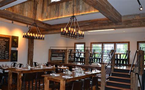eco friendly farm  table restaurant