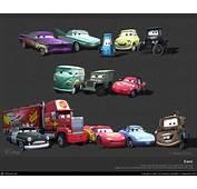 Image  Cars Video Game Characters 3jpg Pixar Wiki