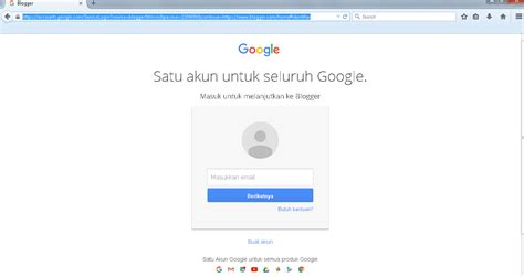 masalah saat membuat akun gmail cara membuat blog