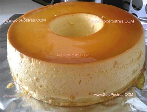 i recetas flan de queso y leche condensada de mam flan de leche condensada evaporada media crema y queso