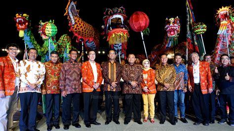 festival pbty jadi wujud integrasi sosial  indonesia