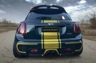 Mini Cooper Horsepower Manhart Mini Cooper Works Tuning With 300 Horsepower