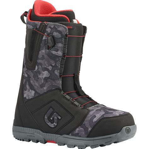 mens moto boots burton moto snowboard boot s backcountry com