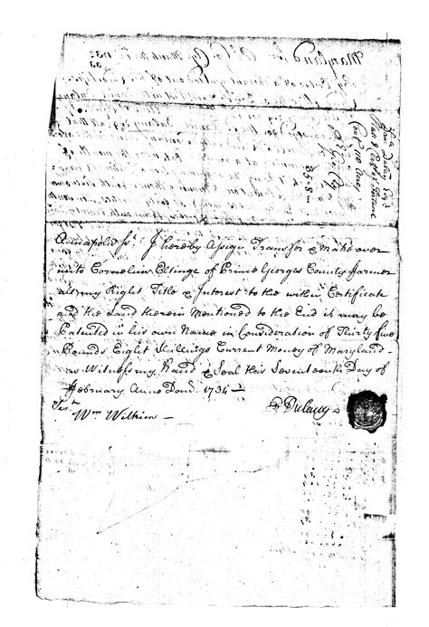 Pg County Records Maryland State Archives Prince George S County Circuit