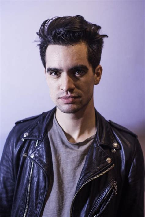 brendon urie brendon urie diy magazine hq photos brendon urie