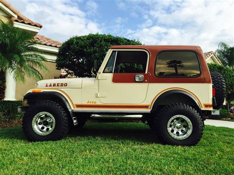 1984 Jeep Cj7 Jeep Cj7 1984 Laredo 37k Original Exceptional