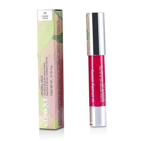 Clinique Stick Chunky Cherry clinique stick no 05 chunky cherry fresh