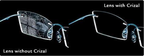 Cermin Crizal lens and coatings rx frames n lenses ltd