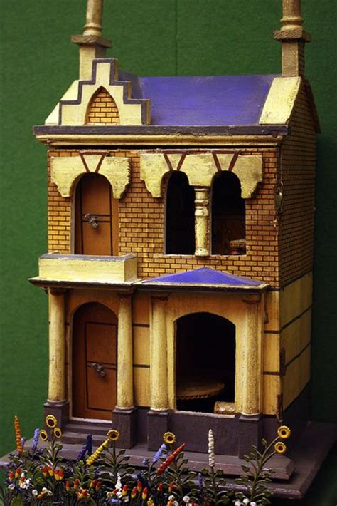dolls house edinburgh at museum of childhood edinburgh rick maccione dollhouse builder www