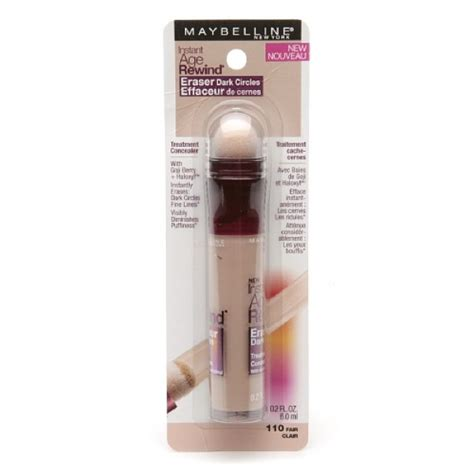 Daftar Maybelline Indonesia maybelline instant age rewind eraser circles fair