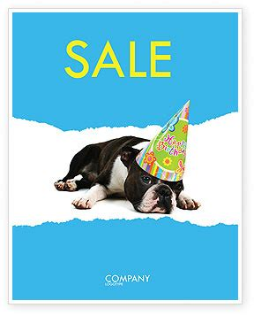 puppy for sale flyer templates happy birthday puppy sale poster template in microsoft