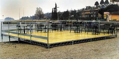 pedane palco palco jolly vendita e noleggio palchi roma nosilence