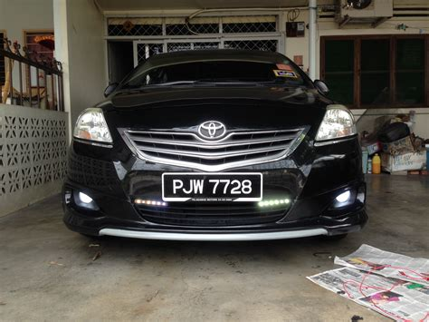 Lu Hid Toyota Vios converting toyota vios fog ls from hid to led bulbs