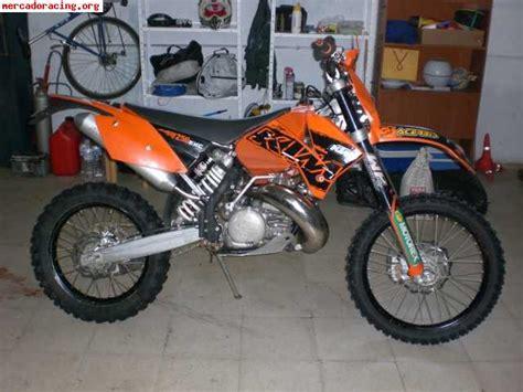 Ktm 250 Exc 2007 Ktm 250 Exc 2007 Venta De Motos De Carretera Enduro O Cross